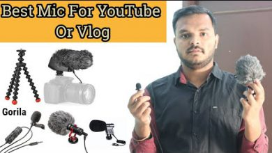 Photo of Best Microphone And Gorila port For Youtube And Vlogs | Budget Mic Review in Hindi | Boya Mic 2018 |