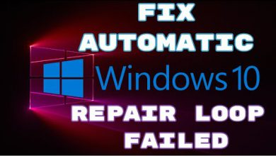 Photo of How to fix windows 10 automatic repair loop | repair couldn't repair your pc | 2018 Hindi |