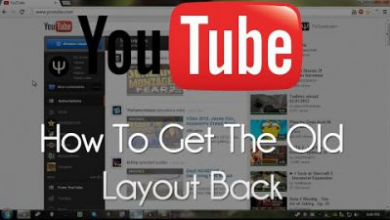 Photo of How to get old YouTube classic layout back (2020) | youtube old layout | Hindi|
