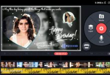 Photo of Birthday Status Video Maker By Kinemaster | Birthday Green Screen Background Video |Aveplayer